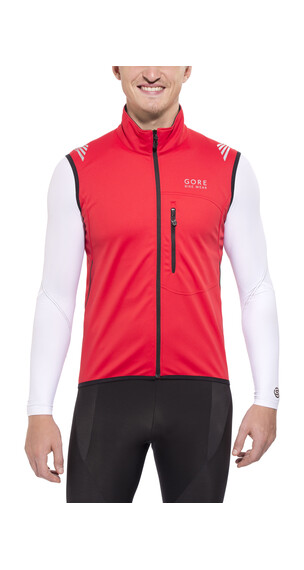 GORE BIKE WEAR Element WS SO liivi , punainen